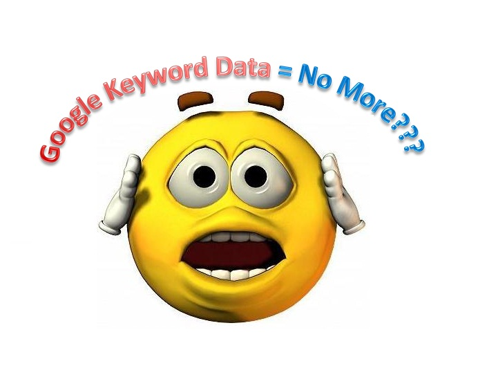 Google Keyword Data: No More?