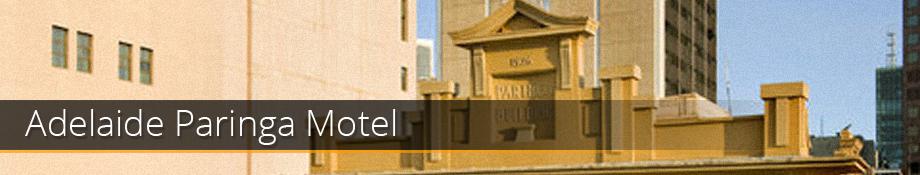 Adelaide Paringa Motel Case Study